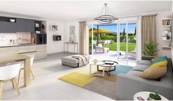 Marseille programme immobilier neuve « Esprit Calanques » en Loi Pinel  (5)