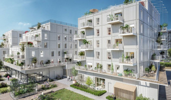 Fontenay-sous-Bois programme immobilier neuve « Wood Parc »