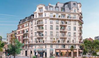 La Garenne-Colombes programme immobilier neuve « Carré Foch » en Loi Pinel  (2)