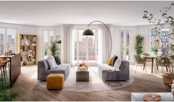 La Garenne-Colombes programme immobilier neuve « Carré Foch » en Loi Pinel  (3)