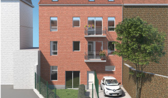 Lille programme immobilier neuf « Urban Square » en Loi Pinel