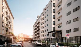 Paris programme immobilier neuve « Résidence Desnouettes »  (2)