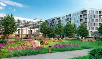 Bussy-Saint-Georges programme immobilier rénové « Agora Parc 2 » en loi pinel
