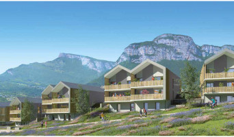 Barby programme immobilier neuve « Panorama Village - Ilots A-B-H-I »