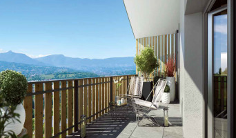 Barby programme immobilier neuve « Panorama Village - Ilots A-B-H-I »  (3)