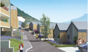 Barby programme immobilier neuve « Panorama Village - Ilots A-B-H-I »  (4)