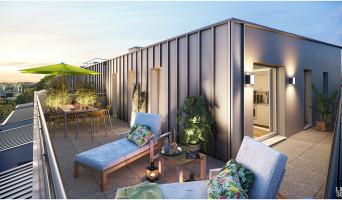 Noisy-le-Sec programme immobilier rénové « Symbioz » en loi pinel