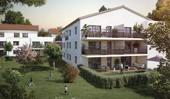 Castanet-Tolosan programme immobilier rénové « Patio Castanet » en loi pinel