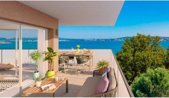 Sète programme immobilier neuve « Les Lodges de Thau »
