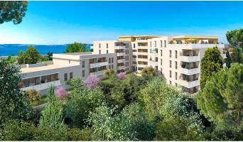 Sète programme immobilier neuve « Les Lodges de Thau »  (2)