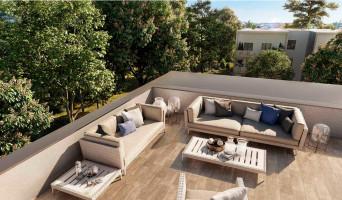 Tassin-la-Demi-Lune programme immobilier rénové « Le Chant des Arbres » en loi pinel