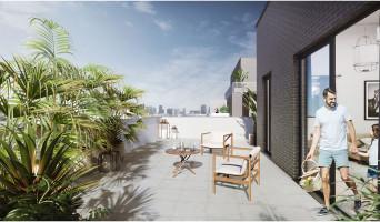 Bezons programme immobilier neuve « Apogée »