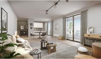 Bezons programme immobilier neuve « Apogée »  (3)