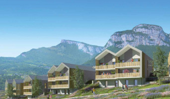 Barby programme immobilier neuve « PANORAMA VILLAGE - Ilots J à N »  (2)