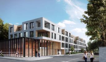 Lille programme immobilier neuf « Saint-Martin » en Loi Pinel