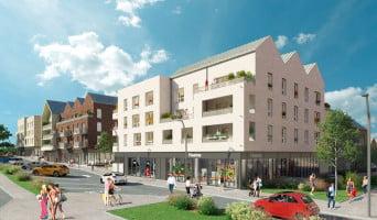 Chambray-lès-Tours programme immobilier rénové « Grand Sud » en loi pinel