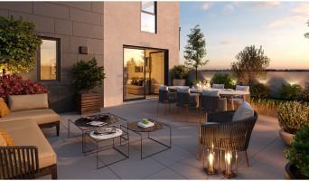 Courbevoie programme immobilier neuve « Nova »
