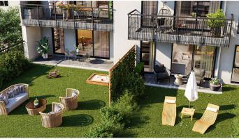 Courbevoie programme immobilier neuve « Nova »  (3)
