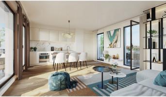 Courbevoie programme immobilier neuve « Nova »  (4)