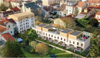 Reims programme immobilier rénové « Les Terrasses de Luton » en loi pinel