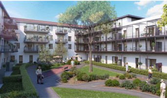 Cahors programme immobilier neuf « L'Amarante »