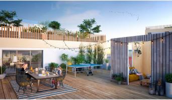 Toulouse programme immobilier rénové « Casual » en loi pinel