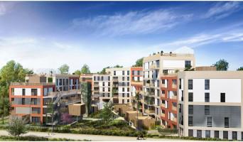 Toulouse programme immobilier neuve « Casual » en Loi Pinel  (2)