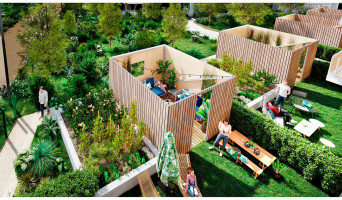 Toulouse programme immobilier neuve « Casual » en Loi Pinel  (5)