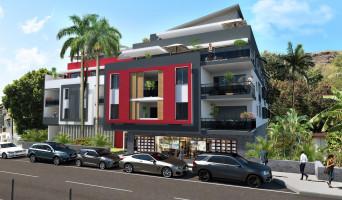 Saint-Paul programme immobilier rénové « Le Mandarin » en loi pinel
