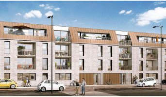 Wattignies programme immobilier neuve « Harmony »