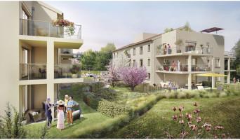 Charbonnières-les-Bains programme immobilier neuve « Résidence ô »