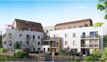 Strasbourg programme immobilier neuve « Le Carré des Muses »
