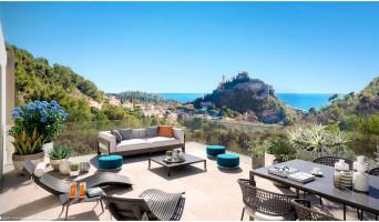 Èze programme immobilier rénové « Prestige View » en loi pinel