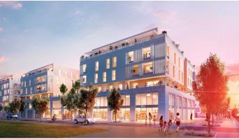 Montpellier programme immobilier rénové « Urban Nova » en loi pinel