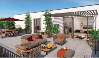 Montpellier programme immobilier neuve « Urban Nova » en Loi Pinel  (2)