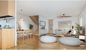 Montpellier programme immobilier neuve « Urban Nova » en Loi Pinel  (3)