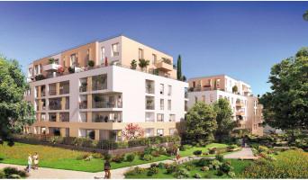 Noisy-le-Grand programme immobilier neuve « Sur Parc »