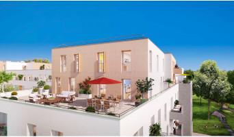 Noisy-le-Grand programme immobilier neuve « Sur Parc »  (2)