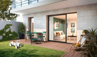 Clichy programme immobilier neuve « Recto Verso » en Loi Pinel  (5)
