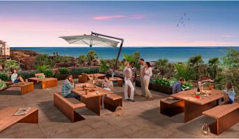 Agde programme immobilier rénové « Baïa » en loi pinel
