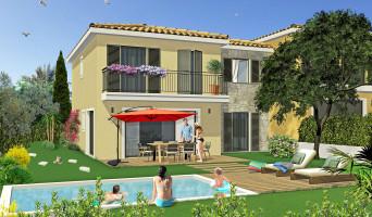 Gassin programme immobilier neuve « Dolce Villas »