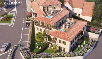 Sainte-Maxime programme immobilier rénové « Résidence n°217626 » en loi pinel