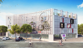 La Rochelle programme immobilier rénové « Stud'Marine »