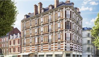 Rouen programme immobilier rénové « Saint-Vivien »