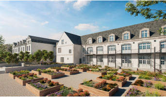 Angers programme immobilier neuve « Clos Vauvert Usine »