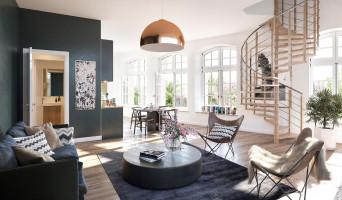 Angers programme immobilier neuve « Clos Vauvert Hôtel »  (3)