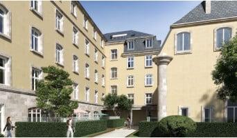 Strasbourg programme immobilier à rénover « Ostel Sainte Odile » en Déficit Foncier