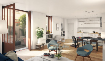 Versailles programme immobilier neuf « Passage de l'Orangerie