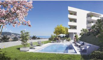 Nice programme immobilier rénové « L'Exclusive » en loi pinel
