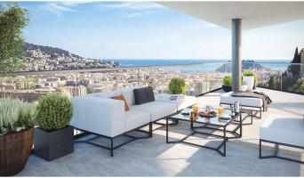 Nice programme immobilier neuve « L'Exclusive » en Loi Pinel  (2)